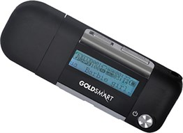 Goldsmart Mp3-159 4 GB Mp3 Player Digital Gösterge