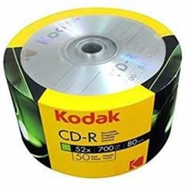 Kodak CD-R 700MB-80min 52X 50 li Shrink